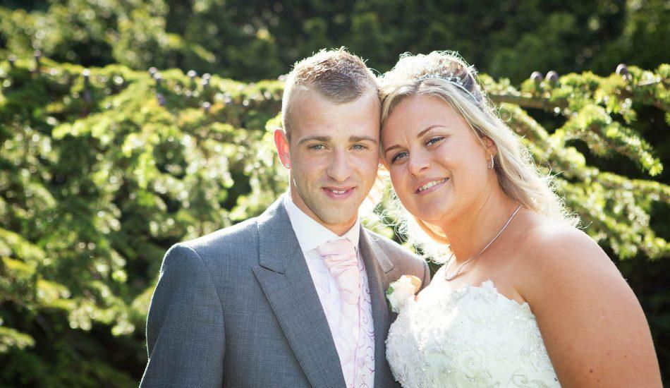 Corrine & Aaron - Oaklands Hotel Norwich Wedding Photography
