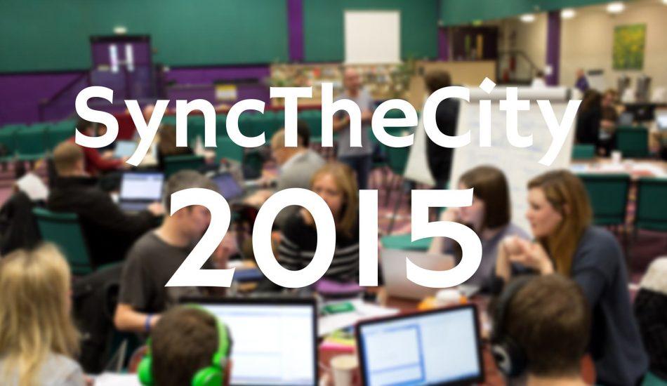 SyncTheCity 2015