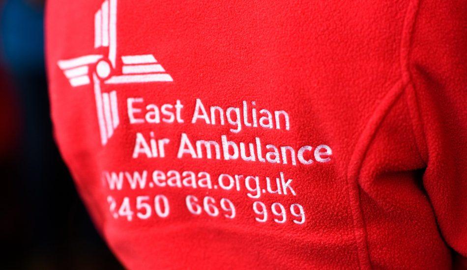 Royal Norfolk Show 2016 - East Anglian Air Ambulance