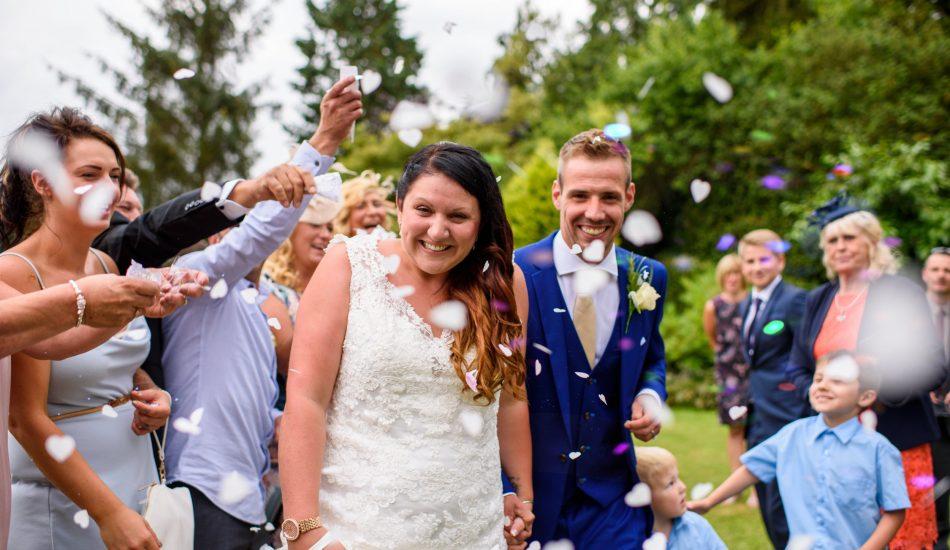Caistor Hall Hotel Wedding Photography - Lucy & Wayne