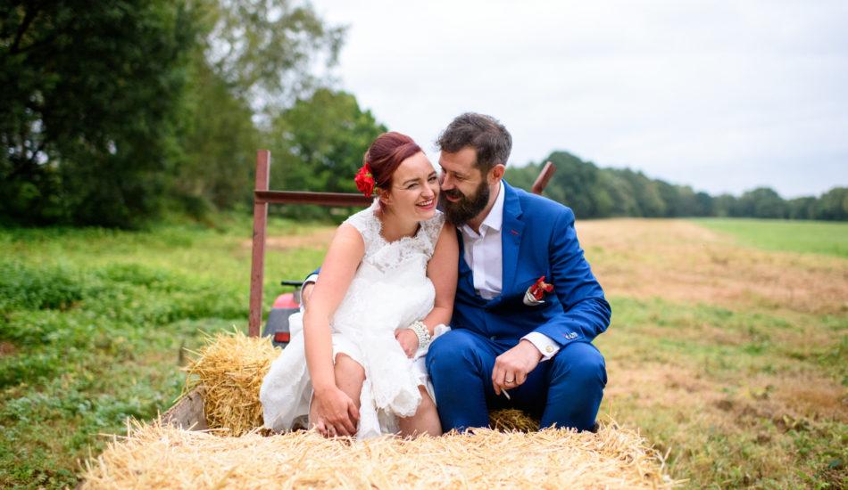 Norfolk Festival Wedding Photography - Zoe & Bradley, Top Farm