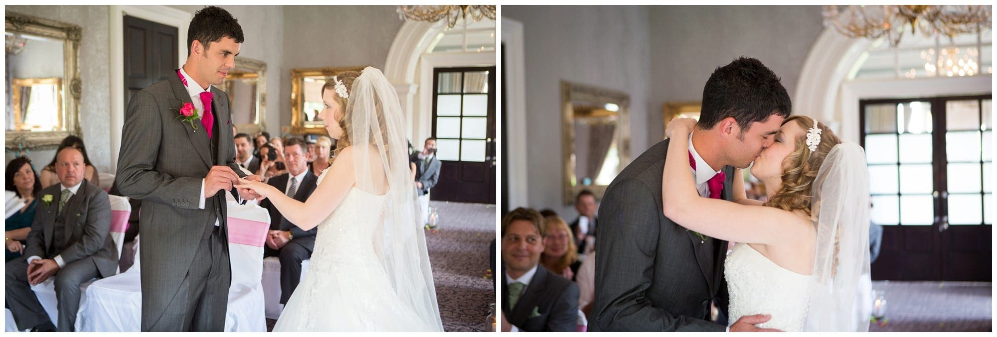 Robyn & Richard Atkins, Oulton Hall, Leeds